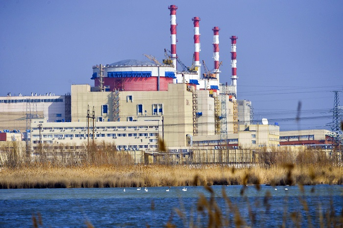Rosenergoatom: the power unit No 4 of Rostov NPP was put into commercial operation 3 months earlier the scheduled date