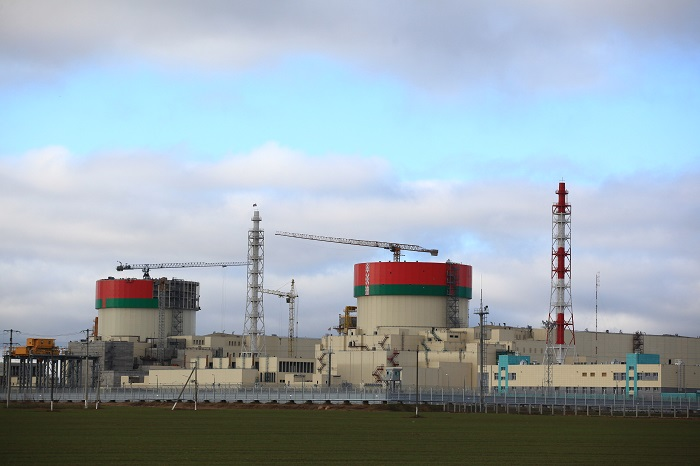 Nuclear Fuel Acceptance for Unit 1 of Belarusian NPP