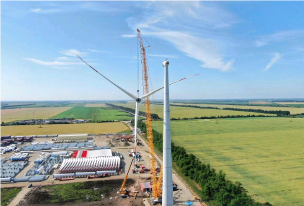 Rosenergoatom has acquired new competencies at the wind power market